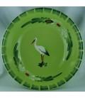 Saladier bas - Pomme cigogne