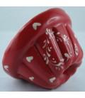 Kougelhopf individuel - Rouge coeur nature